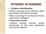 internet in nursing1