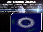 asteroid iedas