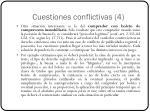 cuestiones conflictivas 4