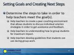 setting goals and creating next steps3