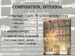 composition interior