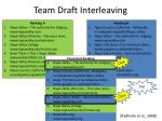 team draft interleaving1