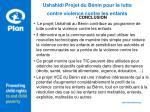 ushahidi projet du b nin pour la lutte contre violence contre les enfants16