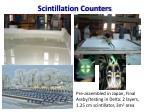 scintillation counters