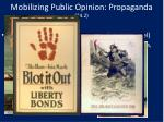 mobilizing public opinion propaganda 24 2