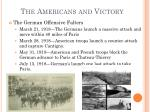 the americans and victory1