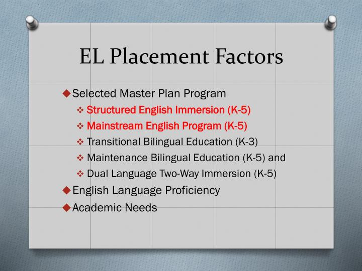 two way billingual immersion programs create higher Abstract the purpose of this study was to determine which model of instruction is better for english language learners (ell), english immersion or bilingual education.