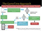 the gametime approach