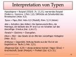 interpretation von typen3