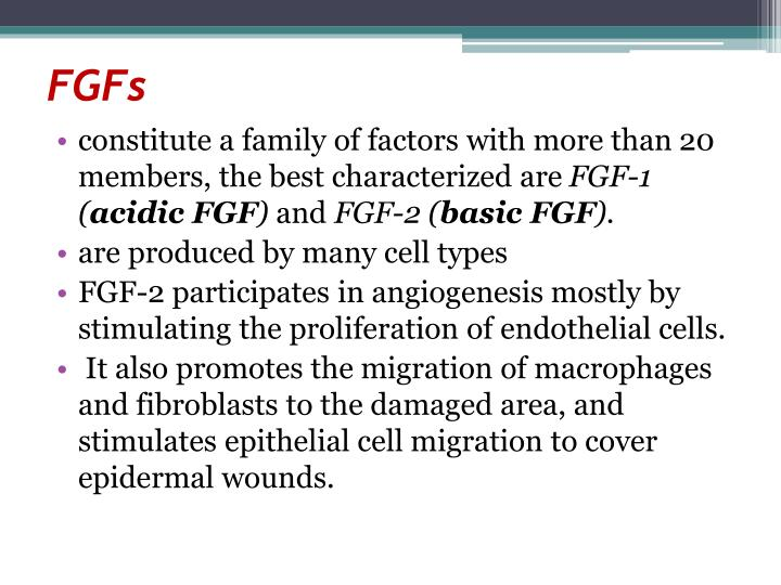 fibroblast growth factors fgfs in neural induction Requires coordinate signaling by fibroblast growth factors (fgfs) and wnt family mem-  beside its neural induction potential, spemann's.
