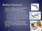 medical checkups1