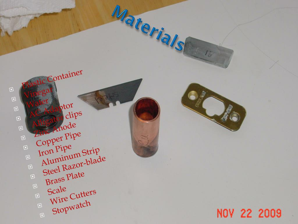 PPT - Electroplating PowerPoint Presentation - ID:2216278