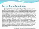 pacto roca runciman