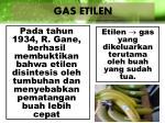 g as etilen