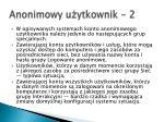 anonimowy u ytkownik 2