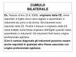 cumulo bilaterale1