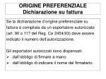 origine preferenziale dichiarazione su fattura1