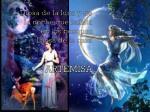 diosa de la luna y de la noche que habita en los bosques diosa de la caza artemisa