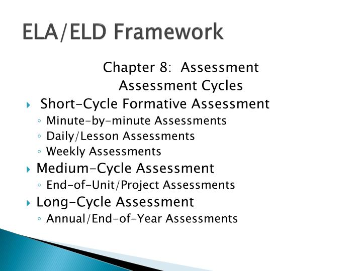 assessments chapter 8
