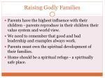 raising godly families5