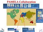 pamela collaboration