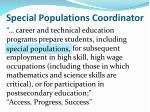 special populations coordinator1