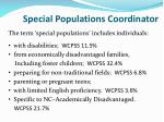 special populations coordinator3