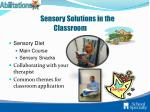 sensory solutions in the classroom1
