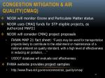 congestion mitigation air quality cmaq1