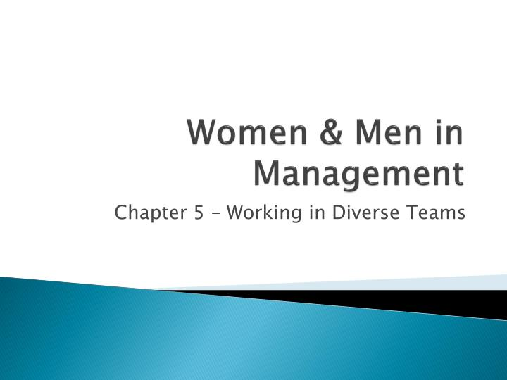 women men in management n.