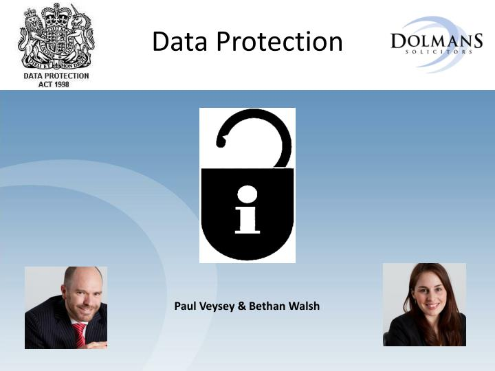 data protection n.