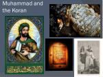 muhammad and the koran