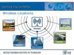 wireless locations