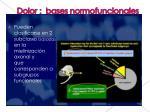 dolor bases normofuncionales5