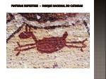 pinturas rupestres parque nacional do catimbau