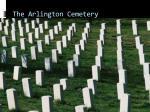 the arlington cemetery