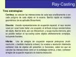 ray casting1