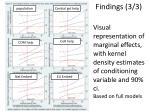 findings 3 31