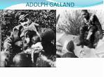 adolph galland