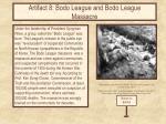 artifact 8 bodo league and bodo league massacre