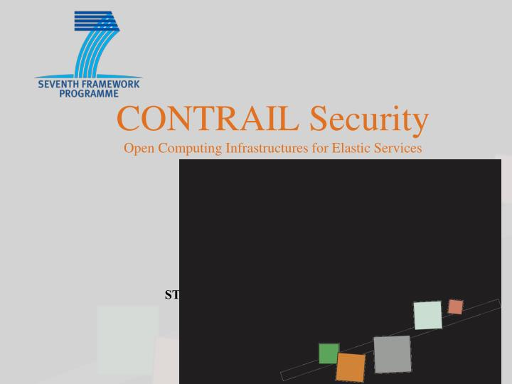contrail security open computing infrastructures for elastic services n.