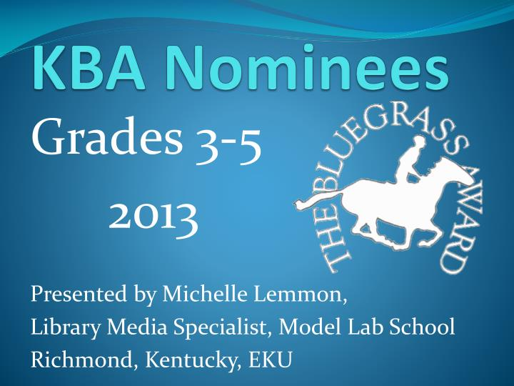 kba nominees n.