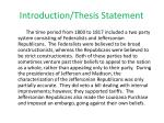 introduction thesis statement