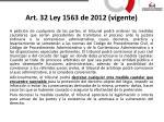 art 32 ley 1563 de 2012 vigente