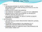 basic tactics