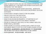 sailor mallan s rules of engagement