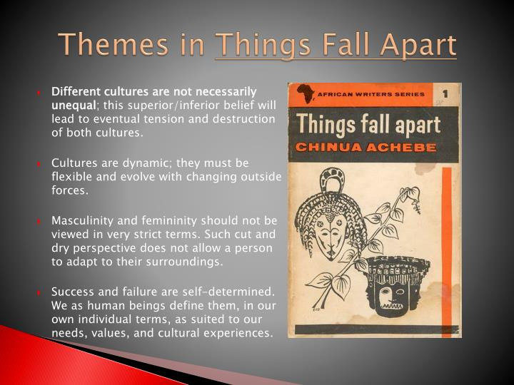 themes from things fall apart