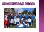kaschubian dress