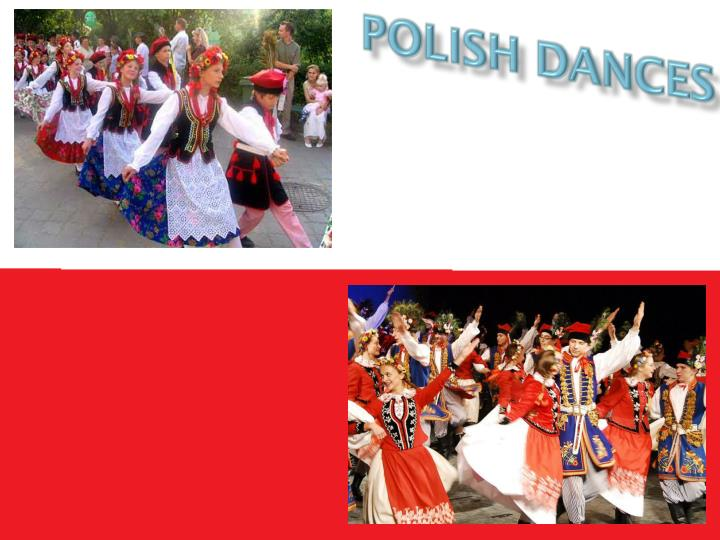 polish dances n.