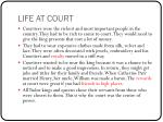 life at court1